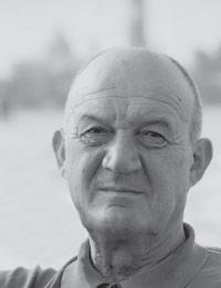 Portraitfoto von Walter Pichler - pichler